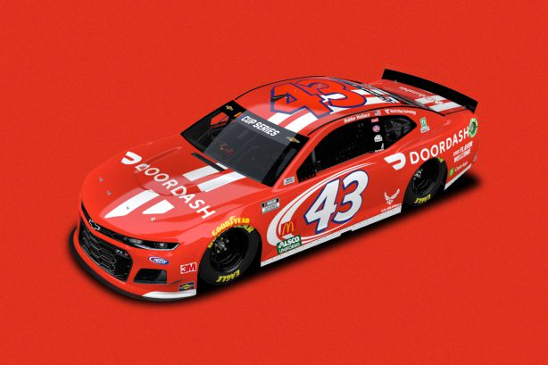 Read more about the article Bubba Wallace Adds to Sponsorships with DoorDash