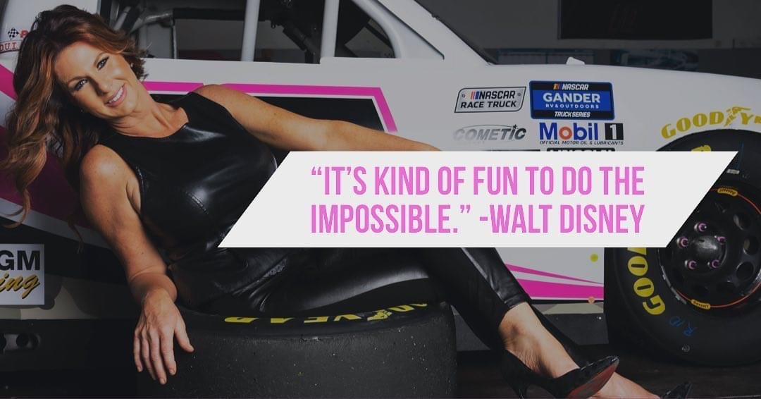 Read more about the article Jennifer Jo Cobb Marks 200th-Career Truck Start at Daytona