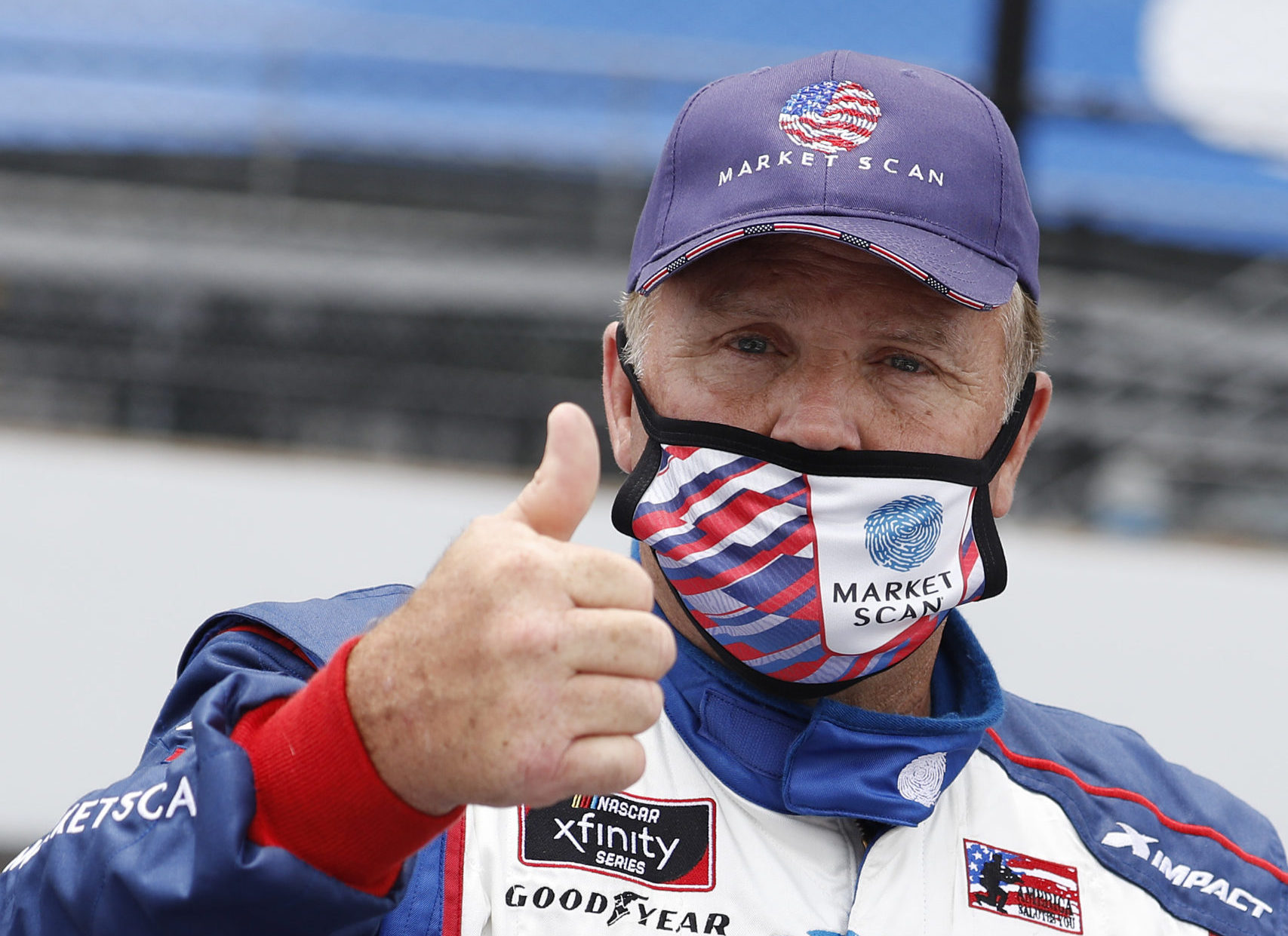 Read more about the article Mike Wallace Makes 809th Start at Daytona