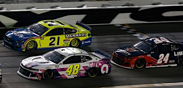Read more about the article Jimmie Johnson, epitome of a class champion
