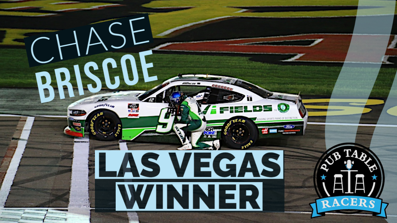 Chase Briscoe, Winner from Las Vegas (Ep. 30)