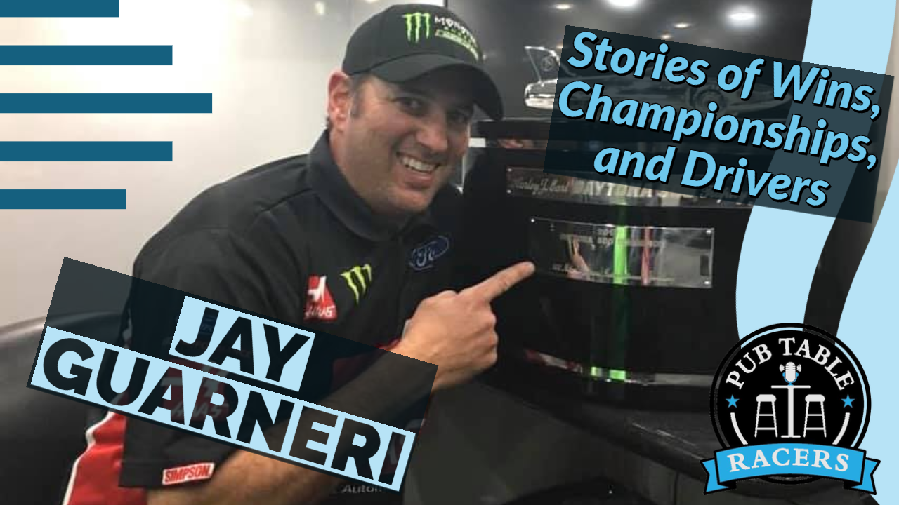 Read more about the article Stories of Drivers, Wins, Championships with Jay Guarneri (Ep. 34)