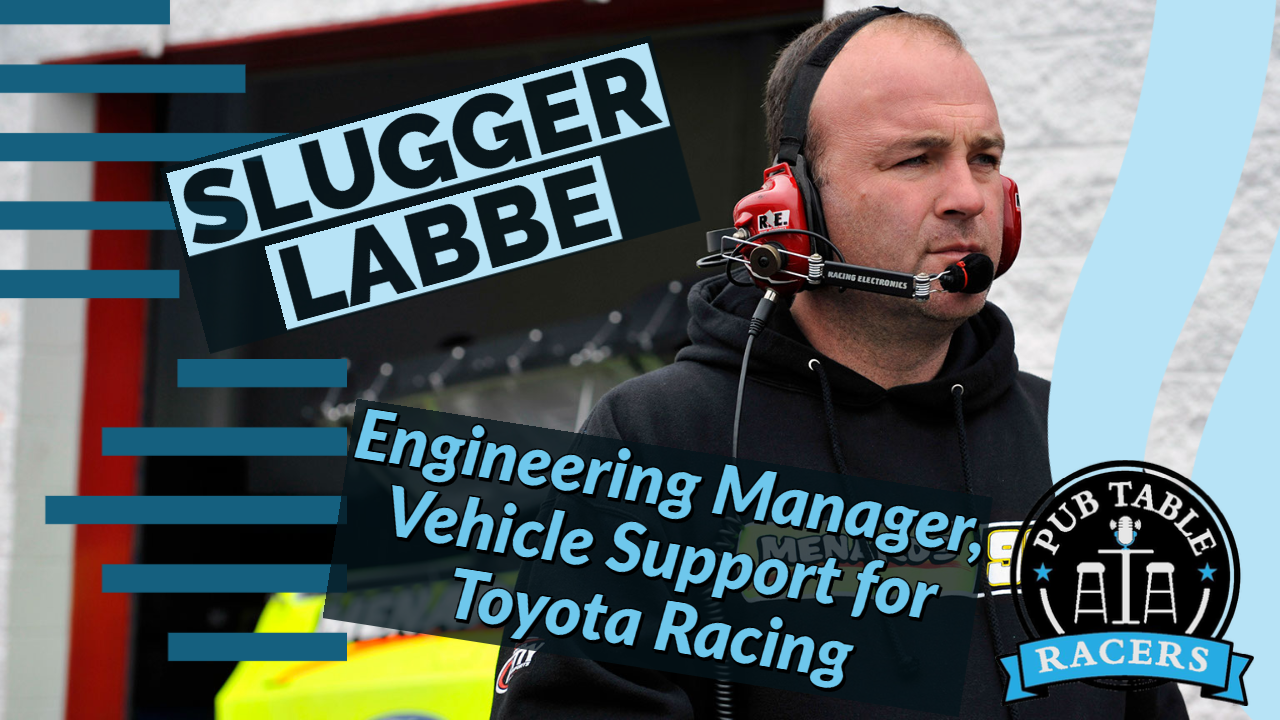Read more about the article Slugger Labbe with Over 35 Years of Racing Experience (Ep. 32)