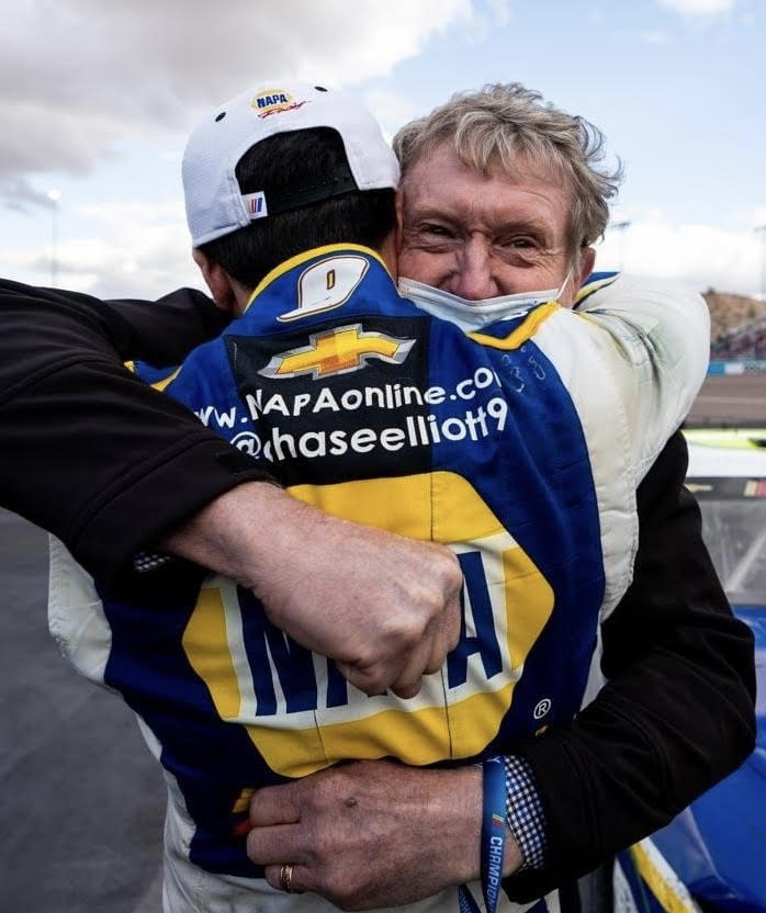 Read more about the article Feel good finish with Chase as Champ