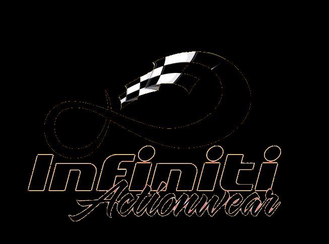 Infinity Actionwear NASCAR Apparel