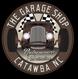 The Garage Shop Logo, Catawba, NC
